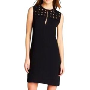 DVF Diane Von Furstenberg HOPE Black Shift Dress 2